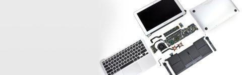 Επισκευή laptop MAC/PC